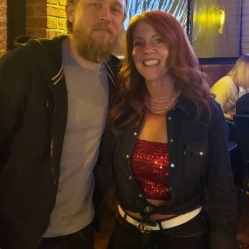 Charlie Hunnam at The Nook
